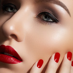 shellac manicures