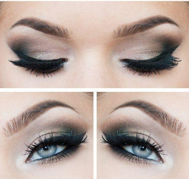 Makeup- Smokey Eye