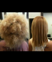 Keratin Treatment 2